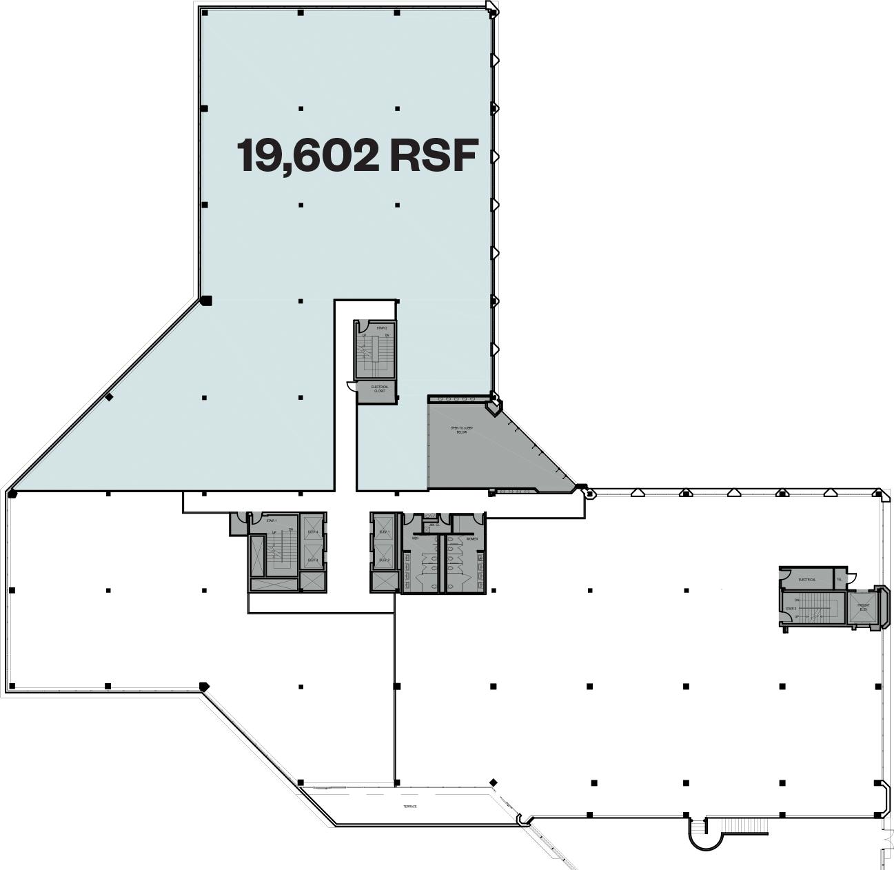 shippan landing floor plan